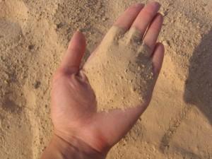 Гравий, песок и их использование